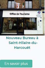 Nouveau bureau de Saint-Hilaire-du-Harcouët
