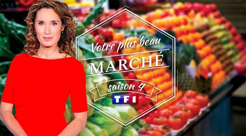 Concours du plus beau marché : Saint-Hilaire-du-Harcouët présélectionné !TF1