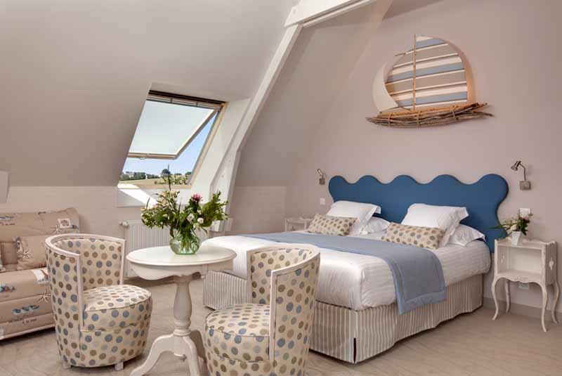 Marcey-les-Greves-Villa-la-Madile-chambre-Plenitude-Chausey