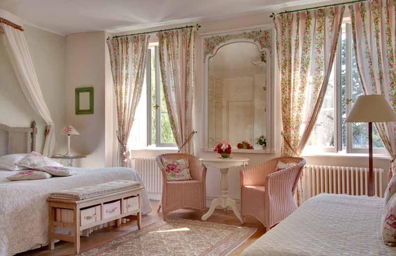Marcey-les-Greves-Villa-la-Madile-chambre-Plenitude-Eglantine