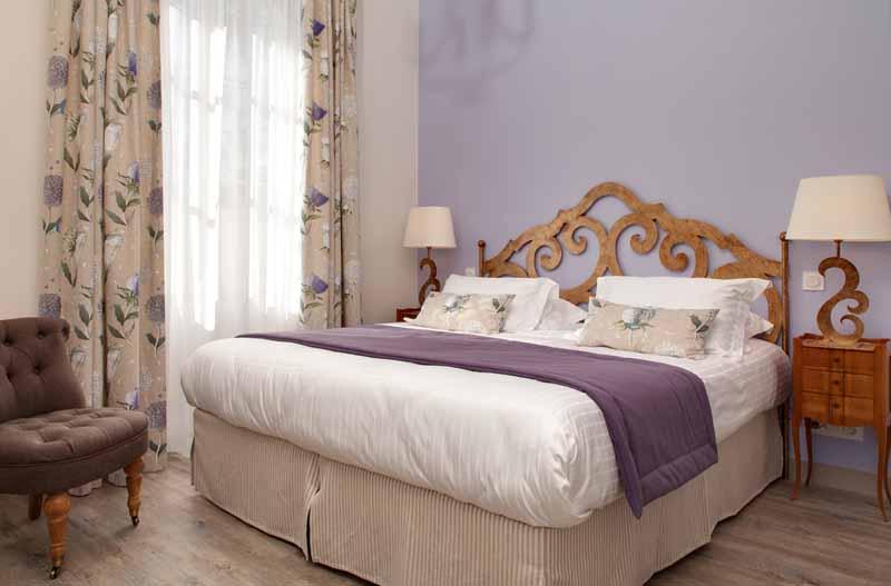 Marcey-les-Greves-Villa-la-Madile-chambre-confort-Villedieu-2
