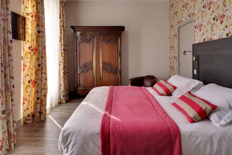 Marcey-les-Greves-Villa-la-Madile-chambreBayeux-2