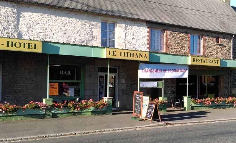 Pontorson-HR-Le-Lithana-facade-restaurant