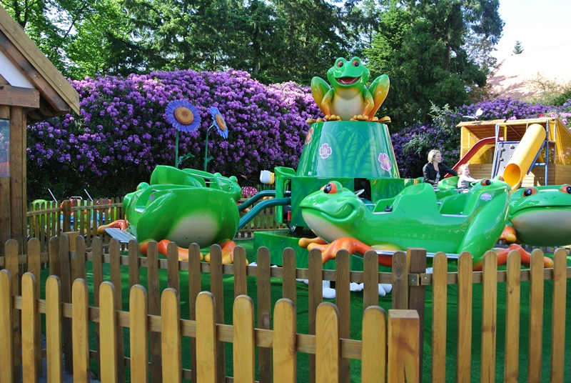 Saint-Martin-de-Landelles-L-Ange-Michel-grenouilles