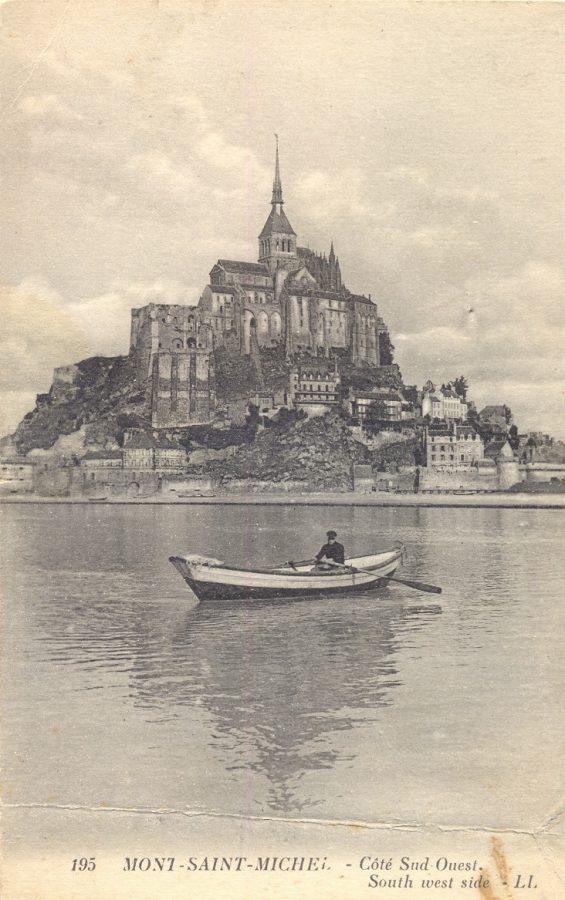 Vains-Doris-devant-le-Mont-Saint-Michel-Coll.-Ecomusee-de-la-Baie-CD50-7