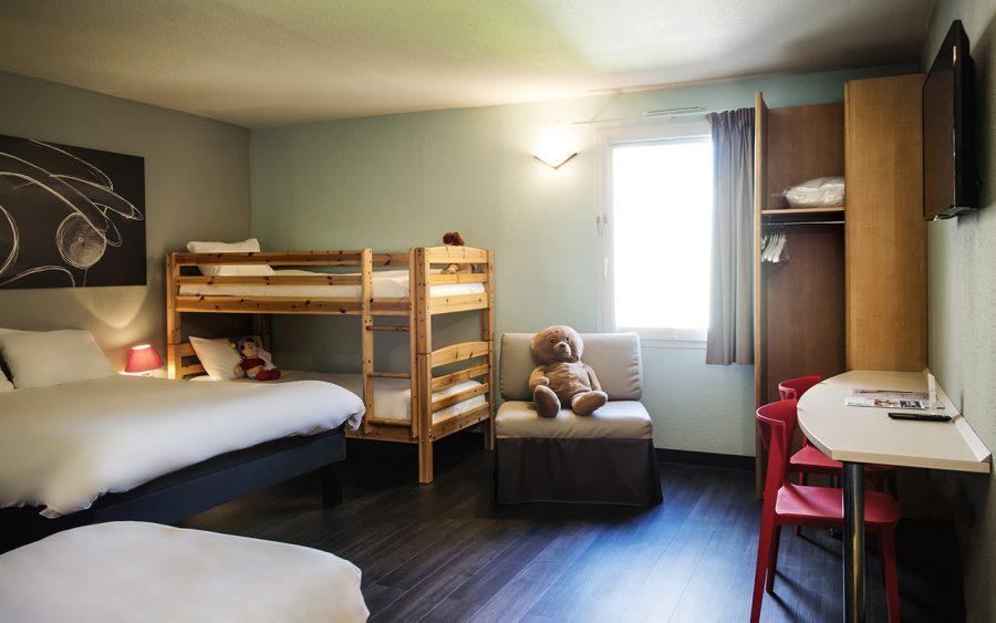 hotel-ibis-avranches-mont-saint-michel-Chambre-famille